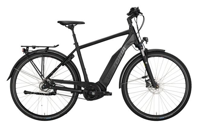 e-Citybike Victoria eTrekking 9.8 schwarz, grau 2021