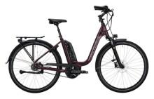 e-Citybike Victoria eTrekking 7.8 violett, grau