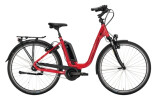e-Citybike Victoria eTrekking 7.6 rot, grau
