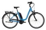 e-Citybike Victoria eTrekking 7.5 blau, weiß