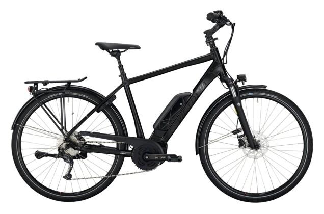e-Trekkingbike Victoria eTrekking 6.5 schwarz, grau 2021
