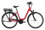e-Citybike Victoria eTrekking 5.10 rot, grau