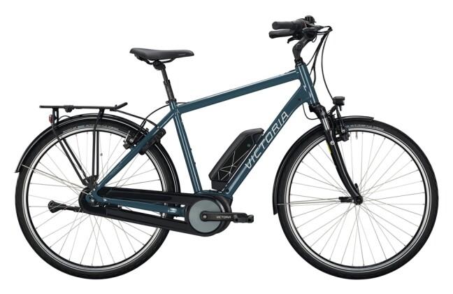 e-Citybike Victoria eTrekking 5.9 H blau 2021