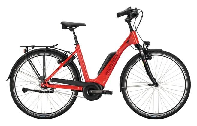 e-Citybike Victoria eTrekking 125 rot 2021