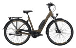 e-Citybike Victoria eTouring 7.6 schwarz, braun