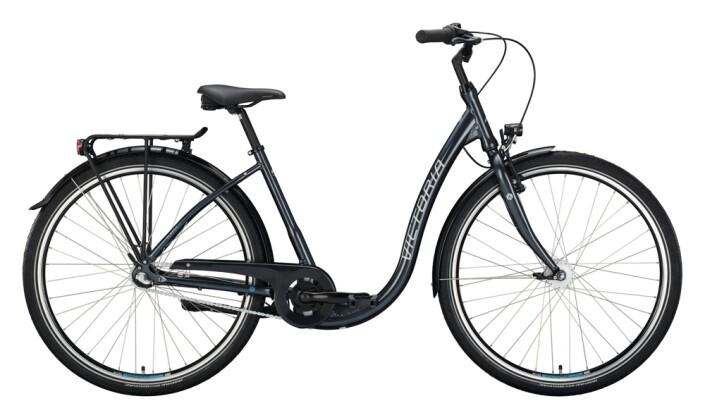 Citybike Victoria Classic 3.7 grau, blau 2021