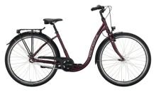 Citybike Victoria Classic 3.3 rot, schwarz