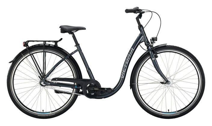 Citybike Victoria Classic 3.3 grau, blau 2021