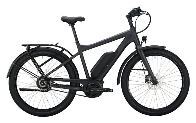 e-Citybike Victoria eUrban 11.9 grau, silber 2021
