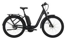 e-Citybike Victoria eUrban 11.8 schwarz, silber