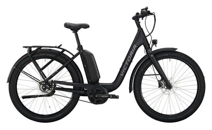 e-Citybike Victoria eUrban 11.8 schwarz, silber 2021