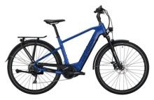 e-Trekkingbike Victoria eManufaktur 12.8 blau