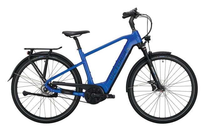 e-Citybike Victoria eManufaktur 11.8 blau 2021