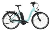 e-Citybike Victoria eManufaktur 9.5 blau, silber