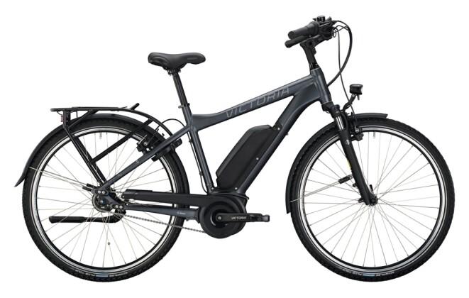 e-Citybike Victoria eManufaktur 9.5 schwarz 2021
