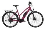 e-Trekkingbike Victoria eTouring 8.8 violett, schwarz