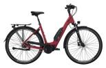 e-Citybike Victoria eTouring 7.4 rot, silber