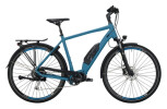 e-Trekkingbike Victoria eTouring 6.4 silber, blau