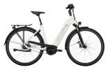e-Citybike Victoria eTrekking 11.6 weiß, silber