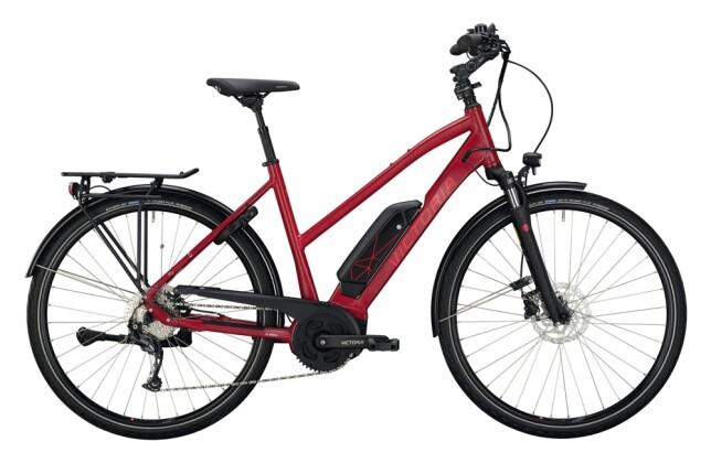 e-Trekkingbike Victoria eTrekking 6.3 rot 2021