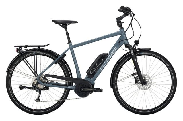 e-Trekkingbike Victoria eTrekking 6.3 grau 2021