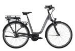 e-Citybike Victoria eTrekking 5.5 grau, schwarz