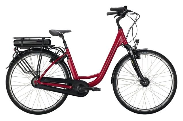 e-Citybike Victoria eClassic 3.1 H rot, silber 2021