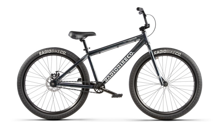 Mountainbike Radio Legion schwarz 2021