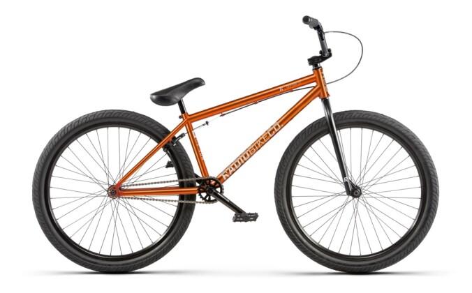 BMX Radio Ceptor orange 2021