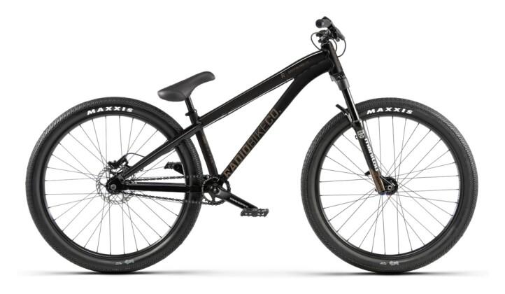 Mountainbike Radio Griffin PRO schwarz 2021