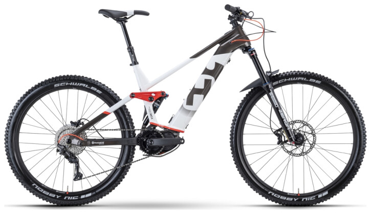 e-Mountainbike Husqvarna Bicycles Mountain Cross 4 2021