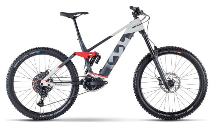e-Mountainbike Husqvarna E-Bicycles Hard Cross 7 2021