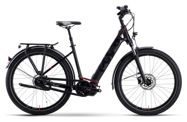 e-SUV Husqvarna E-Bicycles Gran Urban 4 CB 2021