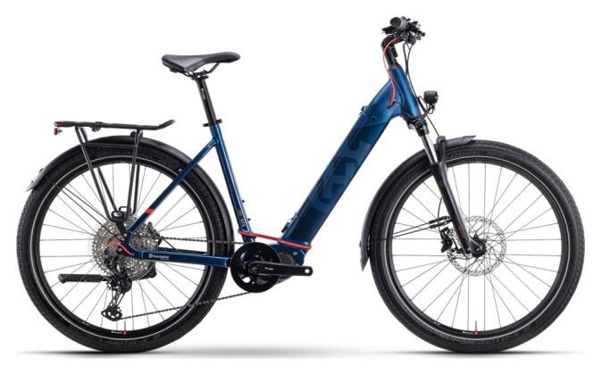 e-Trekkingbike Husqvarna E-Bicycles Gran Tourer 5 Wave 2021