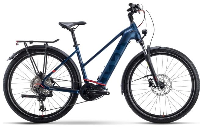 e-Trekkingbike Husqvarna Bicycles Gran Tourer 5 Damen 2021