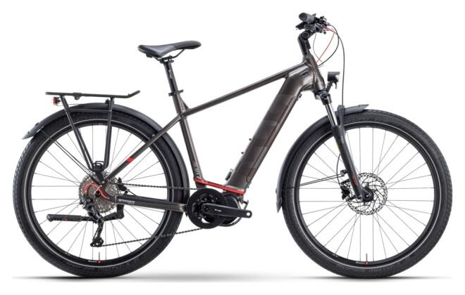 e-Trekkingbike Husqvarna Bicycles Gran Tourer 4 Herren 2021