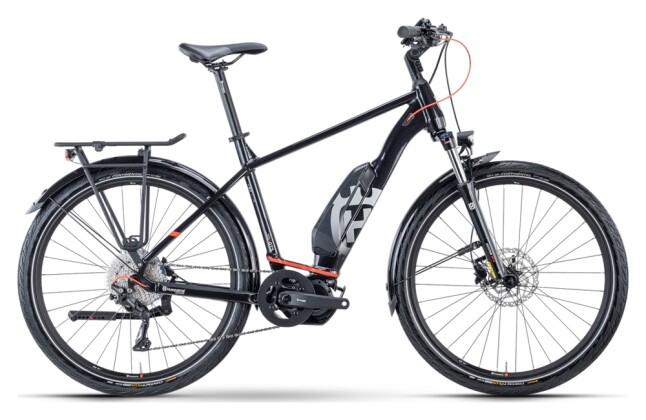 e-Trekkingbike Husqvarna E-Bicycles Gran Tourer 3 Herren 2021