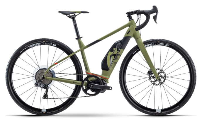e-Crossbike Husqvarna E-Bicycles Gran Gravel 6 2021