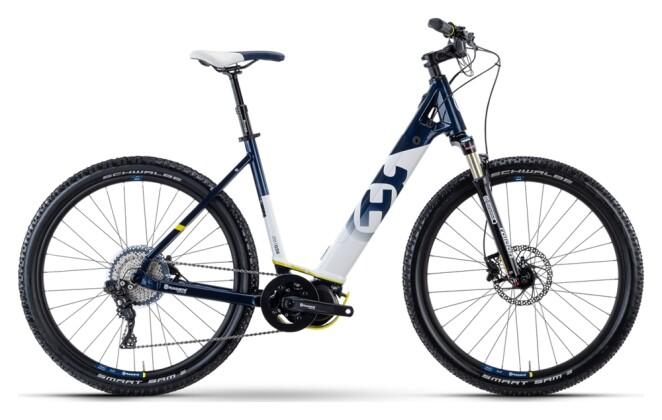 e-Mountainbike Husqvarna Bicycles Gran Sport 6 2021