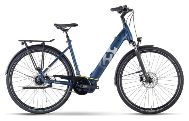 e-Citybike Husqvarna E-Bicycles Gran City 4 FW 2021