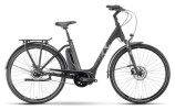 e-Citybike Husqvarna Bicycles Eco City 4 CB black