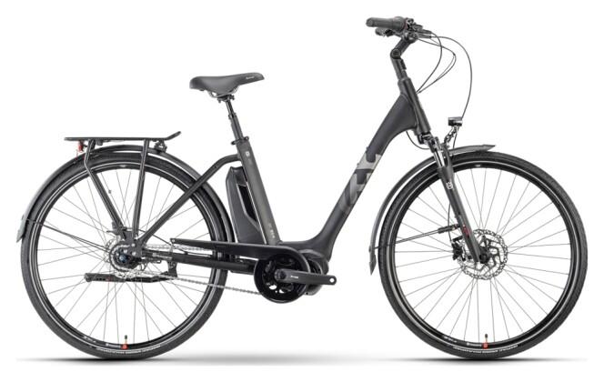 e-Citybike Husqvarna E-Bicycles Eco City 4 CB black 2021