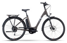 e-Trekkingbike Husqvarna Bicycles Eco City 3 bronze