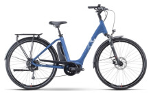 e-Trekkingbike Husqvarna Bicycles Eco City 3 blue