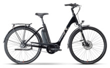 e-Citybike Husqvarna Bicycles Eco City 2 CB 418 black