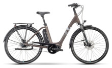 e-Citybike Husqvarna Bicycles Eco City 2 CB 504 bronze