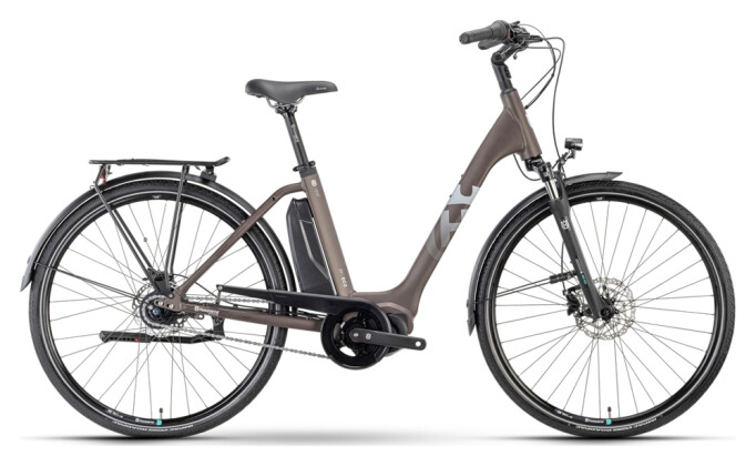 e-Citybike Husqvarna Bicycles Eco City 2 CB 504 bronze 2021
