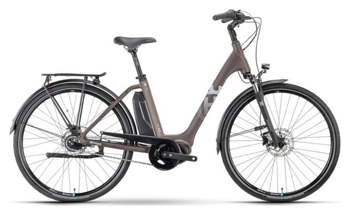 e-Citybike Husqvarna E-Bicycles Eco City 2 CB 418 bronze 2021