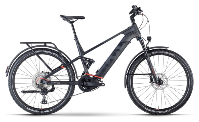 e-Trekkingbike Husqvarna E-Bicycles Cross Tourer 7-FS 2021