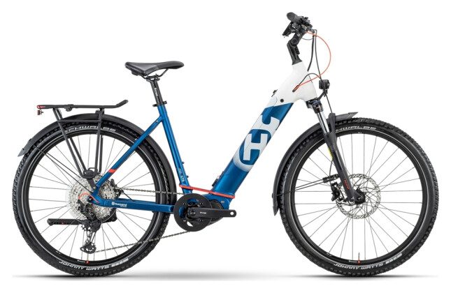 e-Trekkingbike Husqvarna Bicycles Cross Tourer 5 Wave 2021